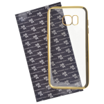 Coque TPU Ultra Hybrid Or pour Samsung S7 Edge