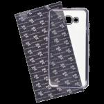 Coque TPU Ultra Hybrid Gris pour Samsung A3 2016