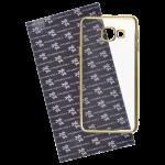 Coque TPU Ultra Hybrid Or pour Samsung A3 2016