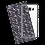 Coque TPU Ultra Hybrid Gris pour Samsung J5 2016