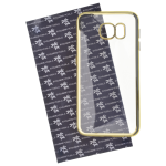 Coque TPU Ultra Hybrid Or pour Samsung S6