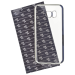 Coque TPU Ultra Hybrid Argent pour Samsung S7 Edge