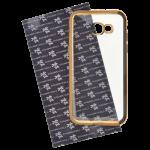 Coque TPU Ultra Hybrid Or pour Samsung A5 2017