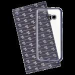 Coque TPU Ultra Hybrid Gris pour Samsung A3 2017