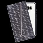 Coque TPU Ultra Hybrid Gris pour Samsung S8