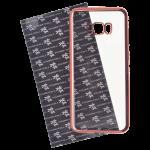 Coque TPU Ultra Hybrid Rose pour Samsung S8 Plus
