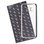 Coque TPU Ultra Hybrid Argent pour Samsung S8