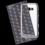Coque TPU Ultra Hybrid Argent pour Samsung A5 2017