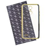 Coque TPU Ultra Hybrid Or pour LG K4 2017