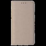 Etui Folio Magnet Or pour Samsung J3 2016