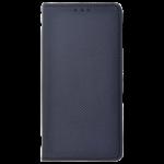 Étui Folio Magnet Noir pour Alcatel Pixi 4 (5 Pouces)