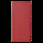 Etui Folio Magnet Rouge pour Huawei P9 Lite