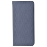Etui Folio Magnet Gris pour Samsung J1 2016