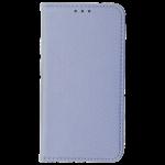 Etui Folio Magnet Argent pour Huawei Honor 8