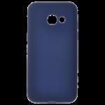 Coque TPU Soft Touch Bleu Samsung A5 2017
