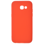 Coque TPU Soft Touch Rouge Samsung A5 2017