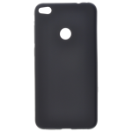 Coque TPU Soft Touch Noir Huawei P8 Lite 2017