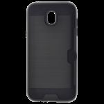 Coque Defender Card Noir pour Samsung J5 2017