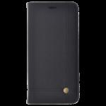 Étui Folio Prestige Noir pour Samsung J6 2018