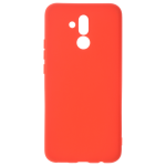 Coque TPU Soft Touch Rouge pour Huawei Mate 20 Lite