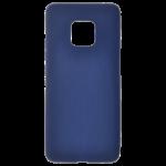 Coque TPU Soft Touch Bleu pour Huawei Mate 20 Pro