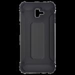 Coque Defender II Noir pour Samsung J6 Plus 2018