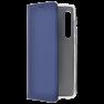 Étui Folio Magnet Bleu pour Samsung A9 2018