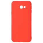 Coque TPU Soft Touch Rouge Samsung J4 Plus 2018