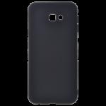 Coque TPU Soft Touch Noir Samsung J4 Plus 2018