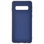 Coque TPU Soft Touch Bleu pour Samsung S10