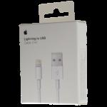 Câble Lightning Blisté MD818ZM/B 1 Mètre pour Apple