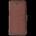 Étui Folio Parfumable Extasin Marron pour Apple iPhone 5/5S/SE