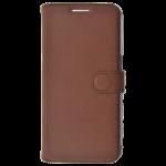Étui Folio Parfumable Extasin Marron pour Samsung S7