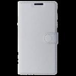 Etui Folio Class Blanc pour Samsung S6