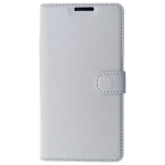Etui Folio Class Blanc pour Samsung S6 Edge