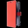 Etui Folio Class Rouge pour Samsung S6 Edge+