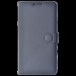 Etui Folio Class Gris pour Samsung Core Prime