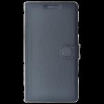 Etui Folio Class Noir pour Samsung A3 2016