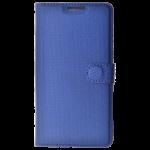 Etui Folio Class Bleu pour Samsung A3 2016