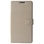 Etui Folio Class Or pour Samsung S7 Edge
