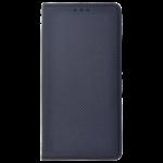 Étui Folio Magnet Noir pour Sony 10