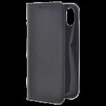 Étui Folio Magnet Noir pour Samsung A40