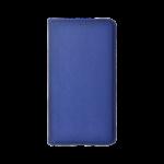 Étui Folio Magnet Bleu pour Huawei Y7 2019