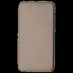 Étui Folio 360 Magnet Or pour Huawei Y7 2019