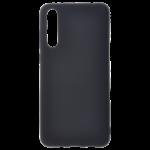 Coque TPU Soft Touch Noir Samsung A50