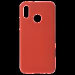 Coque Silicone Liquide Rouge pour Samsung A20E
