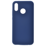Coque Silicone Liquide Noir pour Samsung A40