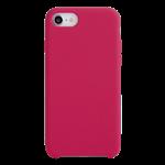 Coque Silicone Liquide Bordeaux pour Apple iPhone 7/8 Plus
