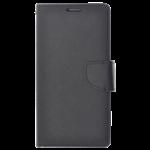 Étui Folio Noir pour Samsung J2 2018