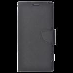 Étui Folio CyFan Noir pour Samsung A80